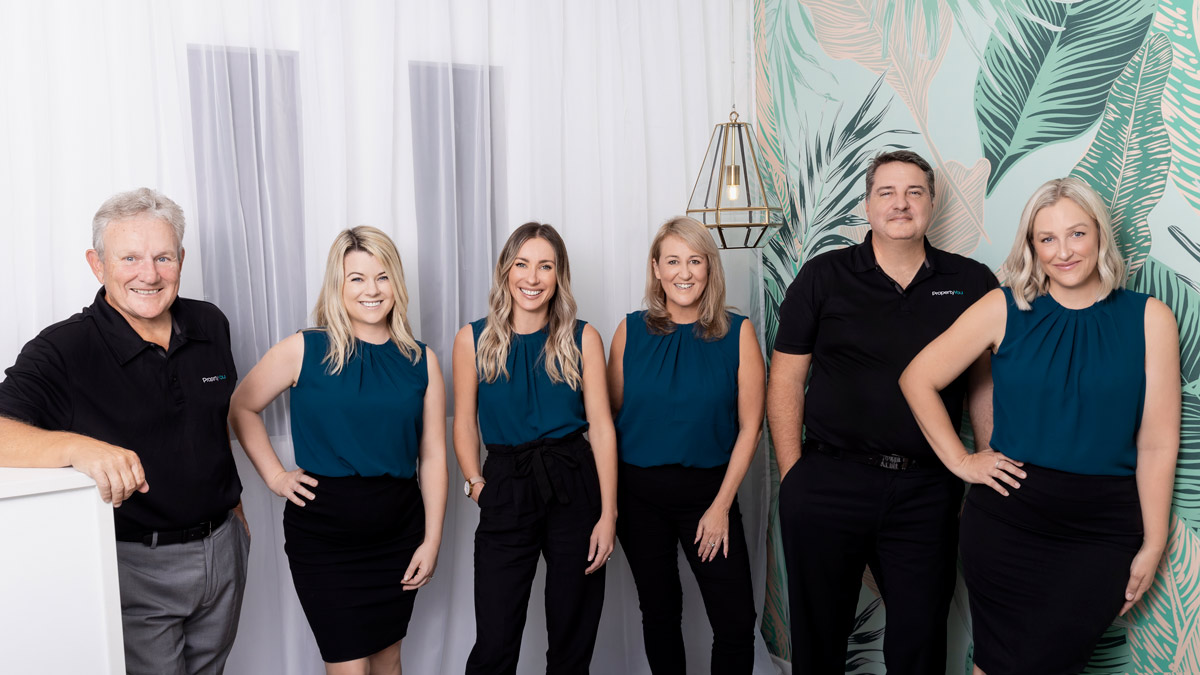Property You Property Management Team in the Sunshine Coast